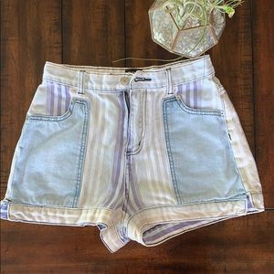 Urban Outfitters retro shorts!
